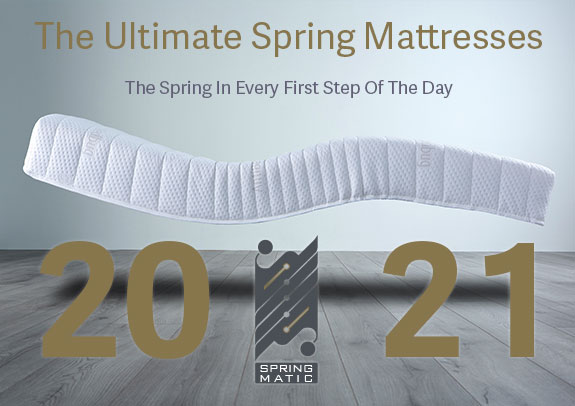 New Spring Matic Mattresses Coming 2021